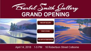Barbel Smith Gallery Celebrates Grand Opening